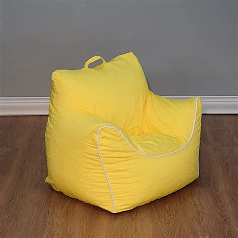 bean bag chairs removable washable cover banana bean bag chair with removable cover bed bath beyond