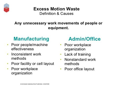 lean layout definition transferring lean principles to the front office