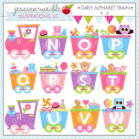 printable alphabet train printable girly letters www imgkid com the image kid