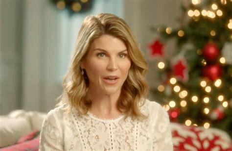 lori loughlin hallmark christmas movies 4 days to christmas lori loughlin s reindeer hallmark