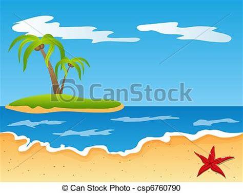 mare clipart clipart vettoriali di spiaggia vettore immagine con