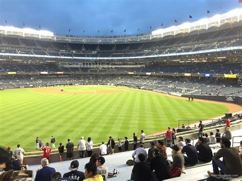 section 237 yankee stadium section 238 new york yankees rateyourseats com