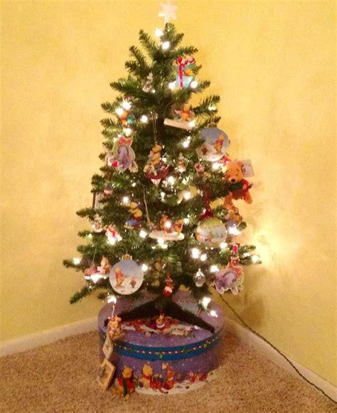 winnie the pooh christmas tree christmas winnie the
