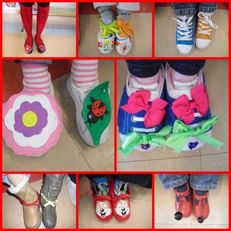 como decorar zapatos locos para niñas sorpresas de silvia semana de carnaval divertida