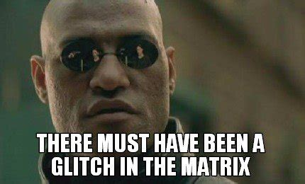 The Matrix Meme - the 7 habits of highly effective problem managers joe