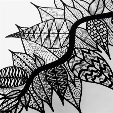 pattern drawing black and white 40 black and white mandala art drawings like you have
