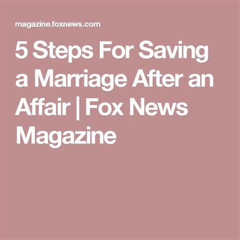 Steps To Mending A Relationship After An Affair by Best 20 Saving A Marriage Ideas On