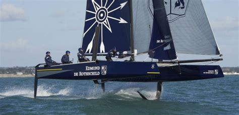 catamaran qui vole les bateaux vont bient 244 t voler sciencesetavenir fr