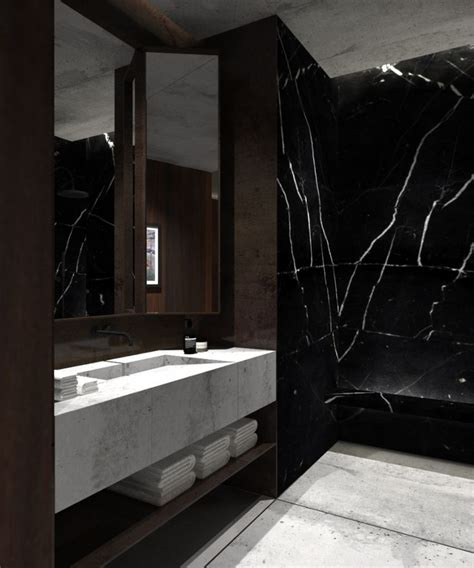 25 best ideas about black marble bathroom on pinterest