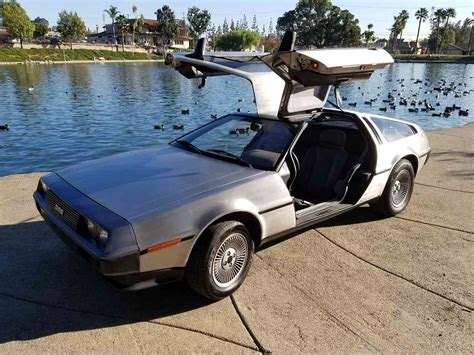 01505 81 Delorean Dmc 12 1981 delorean dmc 12 for sale classiccars cc 1056607