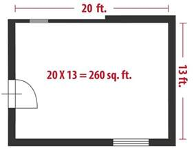 squar foot how to calculate square for a home realtor 174