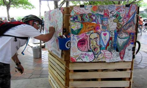 doodlebugs miami u doodle wants to bring miami together with doodling