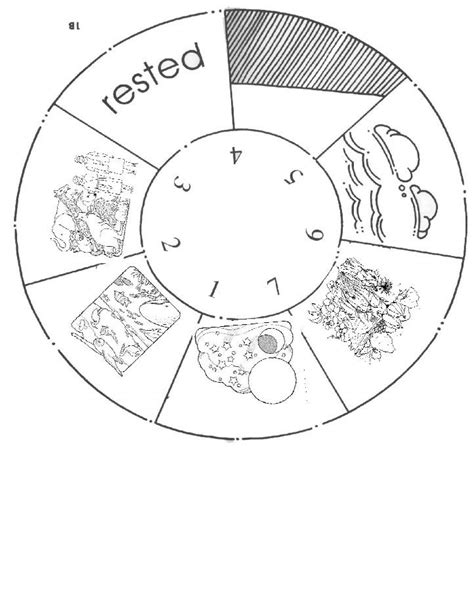 days of creation coloring pages 28 images of days of creation template leseriail