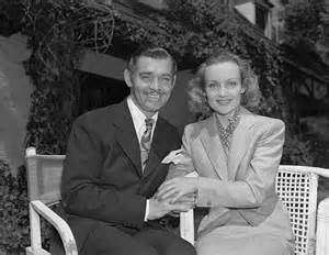 gable and lombard marriage and its tragic end