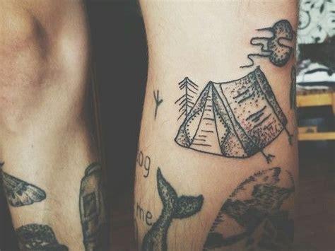 tent tattoo cing tent tatting