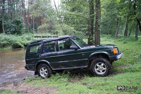 automotive air conditioning repair 1999 land rover discovery engine control 1999 land rover discovery 2 car photo and specs