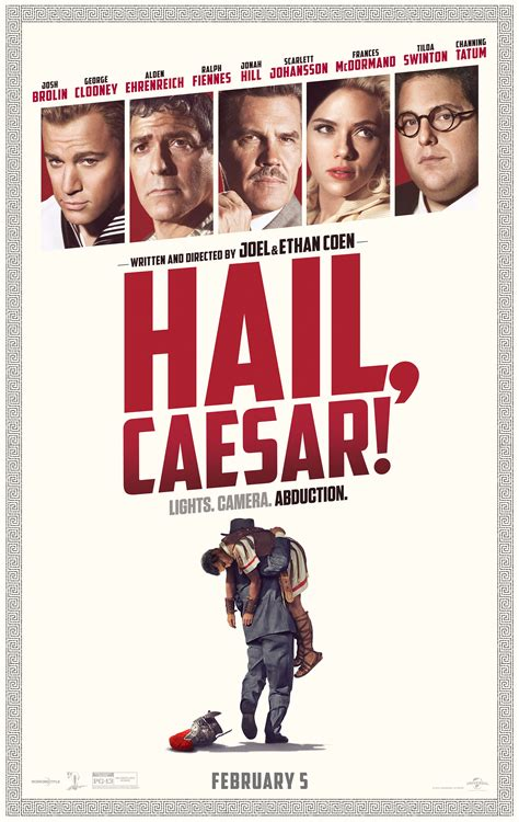 nick kroll cesar hail caesar new trailer returns to hollywood s golden age