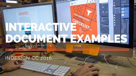 Interactive Document