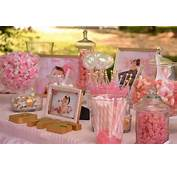 Wedding Theme  Pink And Gold Birthday Party Ideas