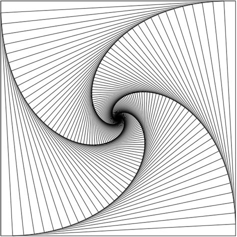 pattern geometric spiral geometry what do you call geometric patterns like this