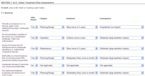 Risk Toolbox Pool Safety Plan Template