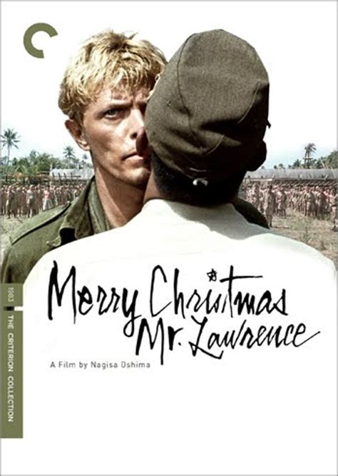 merry christmas  lawrence criterion dvd review collider