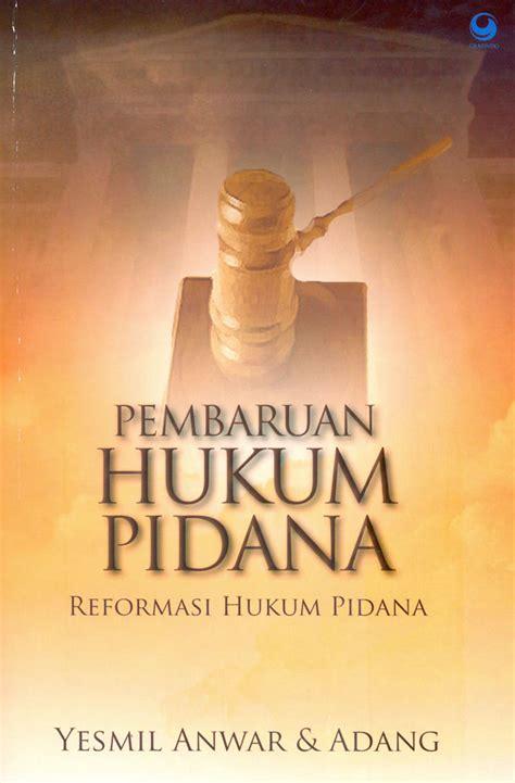 Pertangggungjawaban Pidana Korporasi Hak Cipta Pembaruan Hukum Pidana Universitas Padjadjaran