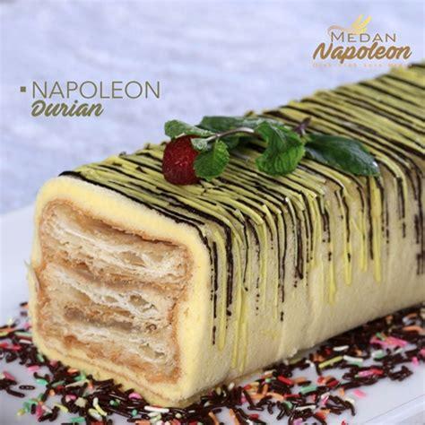 Bolu Napoleon Medan Rasa Great Chocolate 26 Kue Artis Yang Sedang Tren Jadi Buah Tangan Setelah Liburan