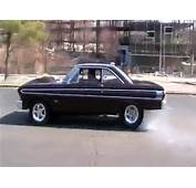 1964 Ford Falcon Burn Out  YouTube