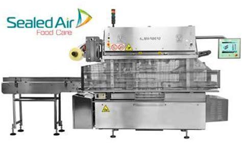 Cryovac Shelf by Sealed Air Cryovac Darfresh On Tray Vacuum Skin Packaging