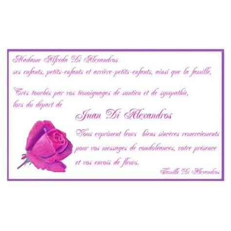 Lettre De Remerciement Obsèques Remerciement D 233 C 232 S 5 Le Journal Du 233 Raire