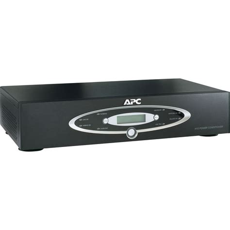 apc hblk home theater power conditioner