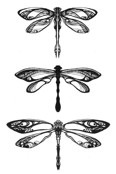 pangea tattoo dragonflies by pangea derlatek bottom dragonfly on back