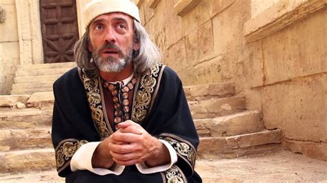 film son of god adalah son of god adrian schiller quot caiaphas quot on set movie