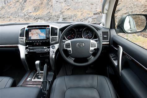 toyota land cruiser interior toyota land cruiser v8 review toyota