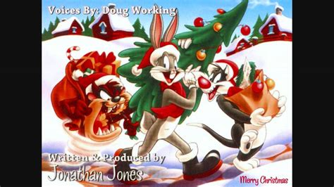 xmas tunes looney tunes shout out voice
