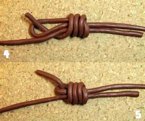 nudos de collares corredizos c 243 mo hacer nudos corredizos para collares y pulseras