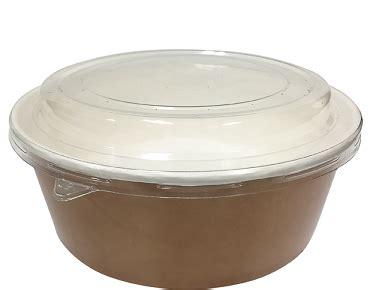 colpac 174 multi food pot pet lid combo pak 174 1000ml paper bowl castaway 174 food packaging