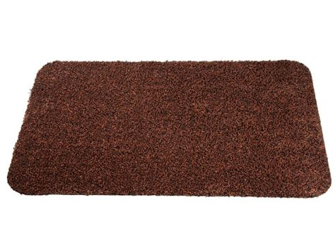 Cotton Doormat Kitchen Floor Mat Brown