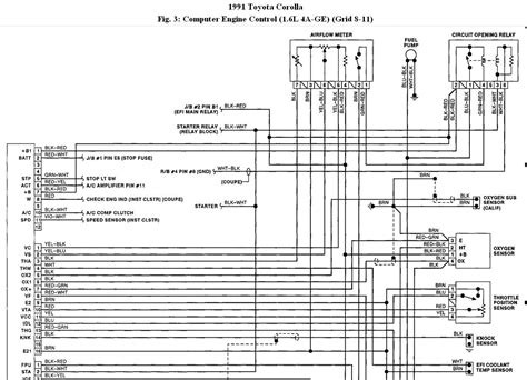 wiring diagram ecu toyota vios knock sensor wiring diagram