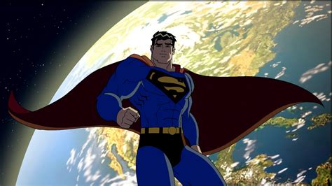 wallpaper cartoon superman superman cartoon wallpaper 138202
