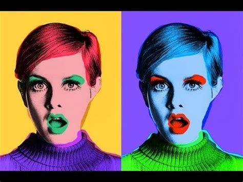 tutorial photoshop warhol crear retrato pop art inspirado en andy warhol youtube