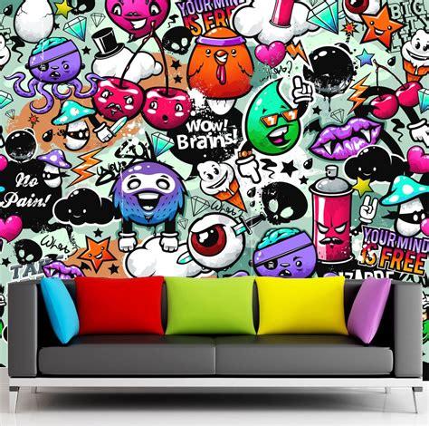 stiker dinding grafiti stiker dinding murah