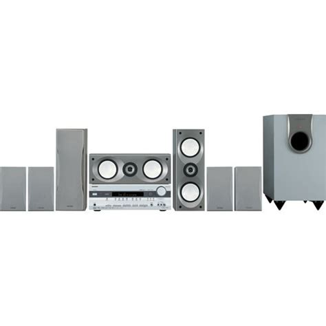 onkyo ht sr800 7 1 channel home theater system ht sr800s b h