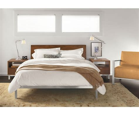room and board architecture bed room board mondo low footboard bed parsons bed with callan chair bedroom anders bed