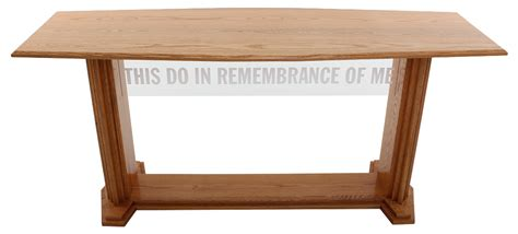Communion Table by Proclaimer Series Large Communion Table