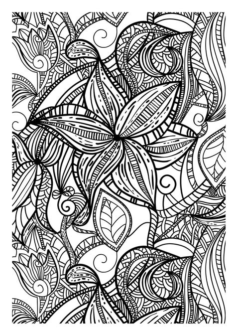 coloring pages for therapy art therapy coloring pages to download and print for free