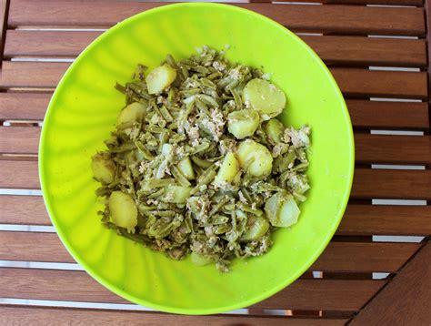 Quand Faut Il Arroser Les Haricots Verts by Salade De Pommes De Terre Au Thon Et Haricots Vert Caro