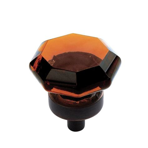 oil rubbed bronze glass cabinet knobs amerock 1 in amber with oil rubbed bronze cabinet knob
