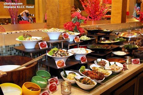new year 2018 hotel buffet dinner new year buffet dinner impiana klcc hotel mimi